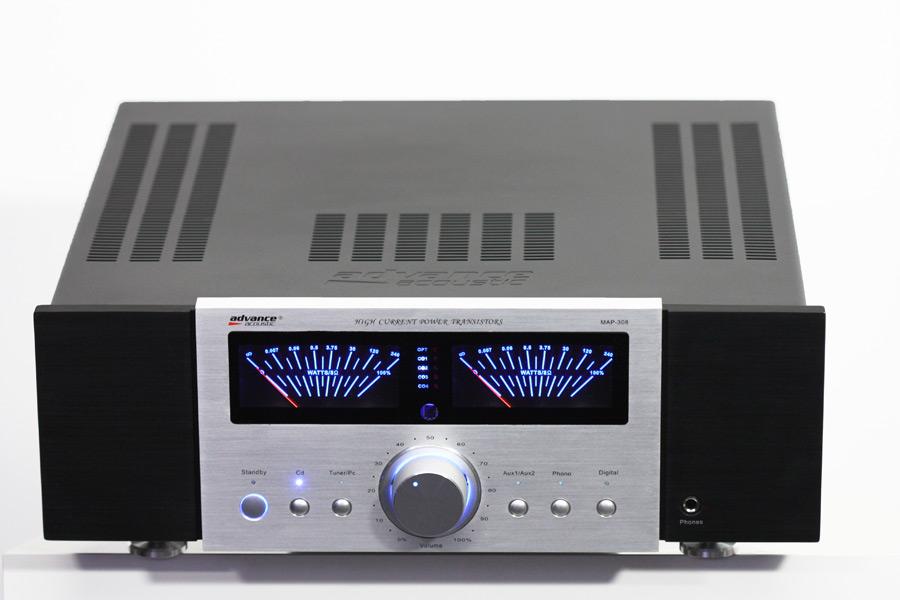amplificateur Stéréo Audiophile Advance Acoustic MAP 308
