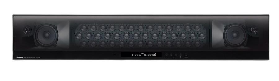 Yamaha ysp il y a barre de son et projecteur sonore for Yamaha 4100 soundbar