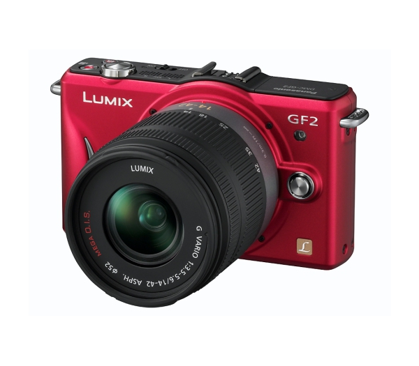 Panasonic DMC-GF2
