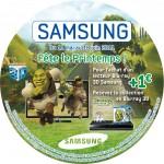 ODR Samsung Shrek 3D