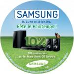 ODR Samsung Home Cinéma 3D