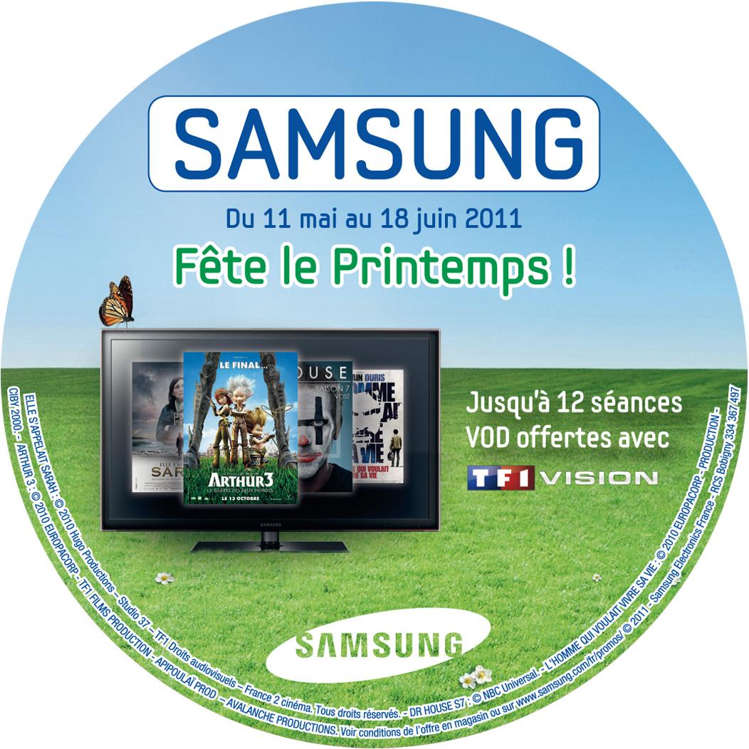 ODR Samsung TF1 Vision