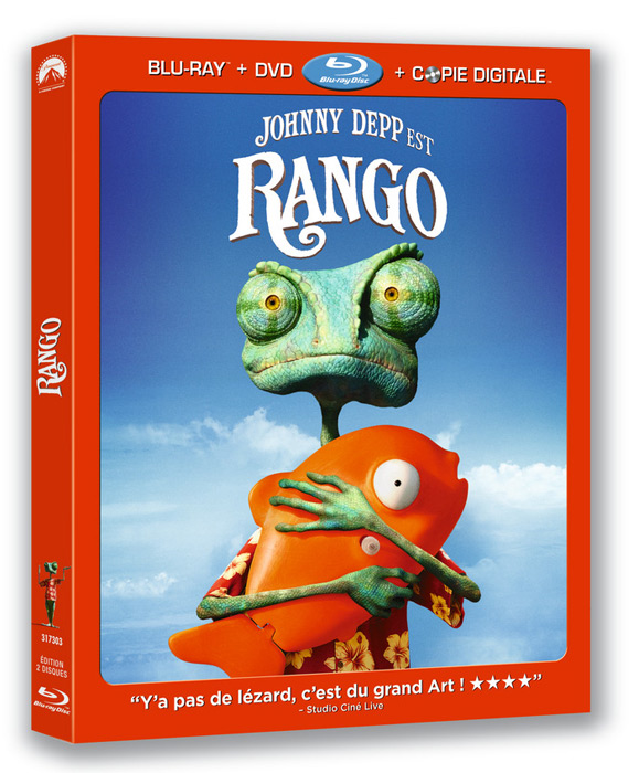 Derniers achats DVD - VHS - Blu Ray - Page 2 Rango_Jaquette