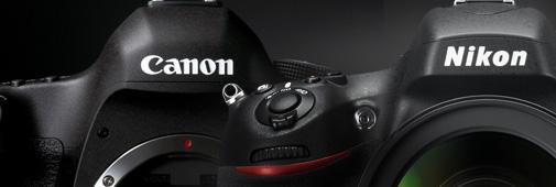 Canon eos 5d mk III Nikon D800