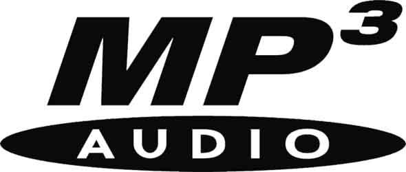 Logo format MP3