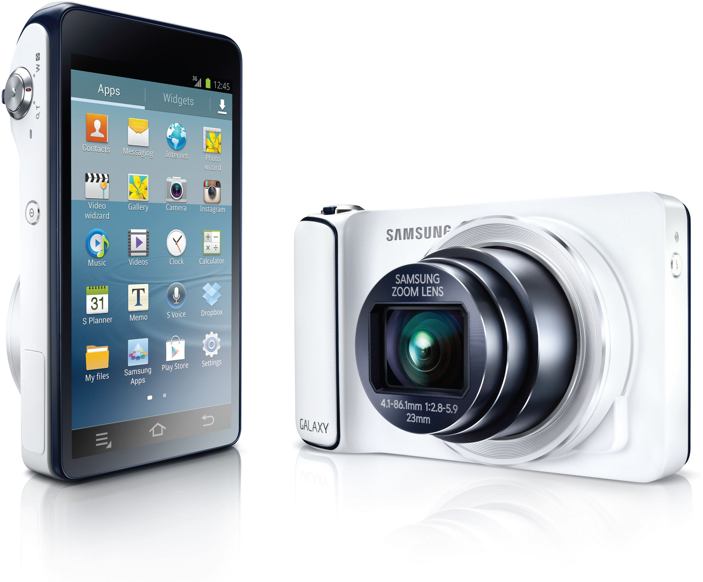 APN Compact Android Samsung Galaxy Camera