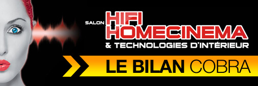 Bilan salon Hifi Home cinéma