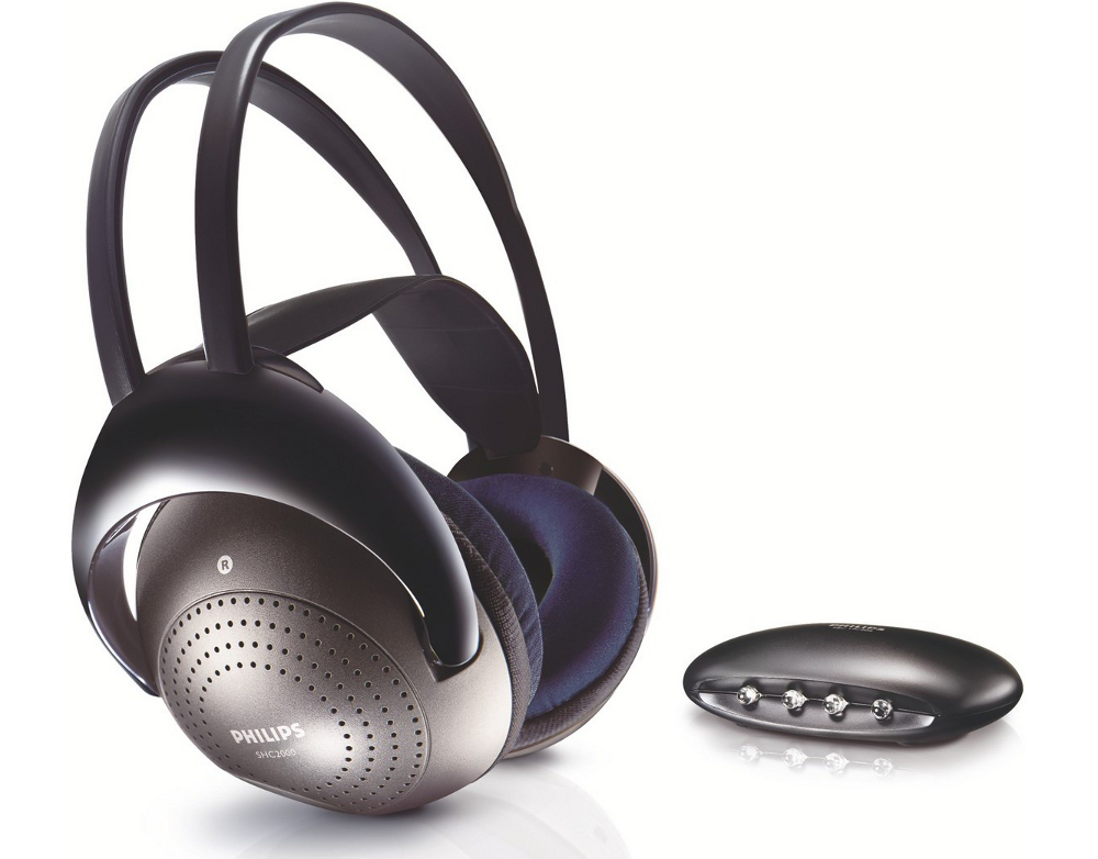 Casque Infrarouge Philips SHC2000