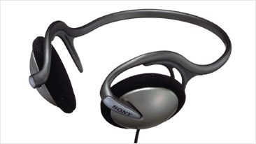 Le Sony MDR-G61 - Supra-aural