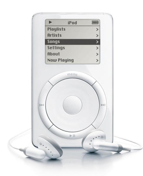 L'iPod Classic – première génération
