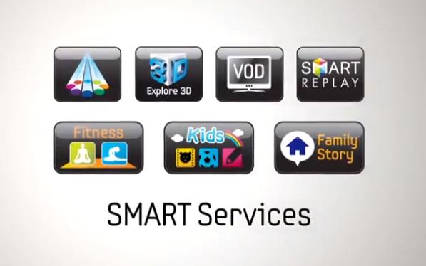Samsung services
