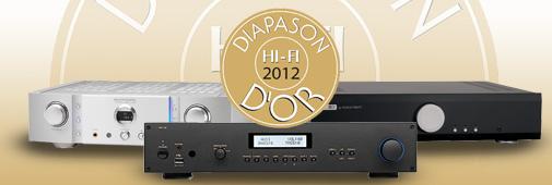 Diapason d'or 2012 Hi-Fi