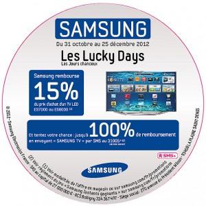 Samsung Lucky Days
