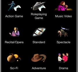 Appli Yamaha pour iOS et Android