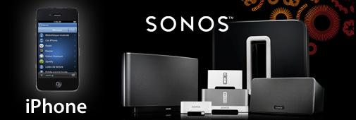 Sonos - iTunes