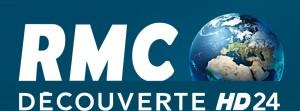 Logo RMC Découverte HD 24