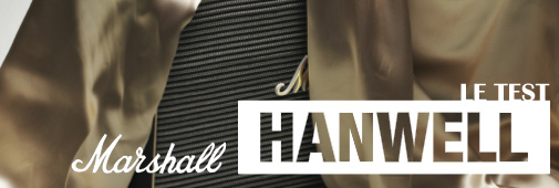 Marshall Hanwell, le test !