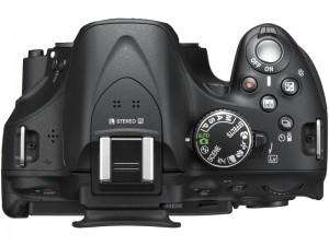 Nikon D5200 Commandes