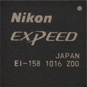 Nikon Processeur Expeed