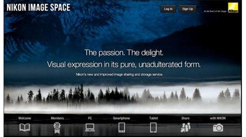 Nikon Image Space : mise sur orbite le 29/01/2013 !