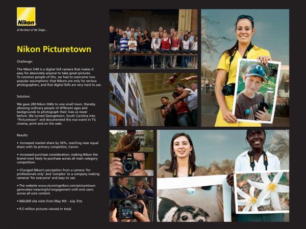 RIP : Nikon PictureTown... Bienvenue au Nikon Image Space !