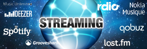 Guide des services de streaming