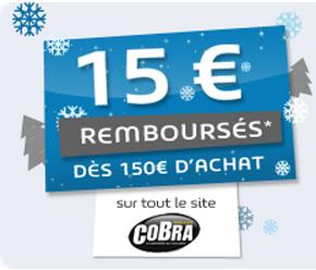 15 € remboursés via Kwixo