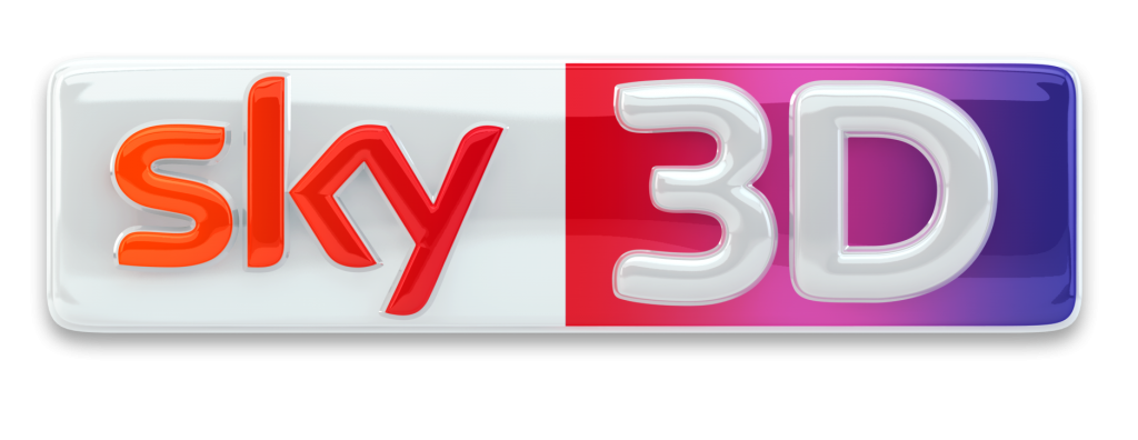 Sky 3D, logo officiel