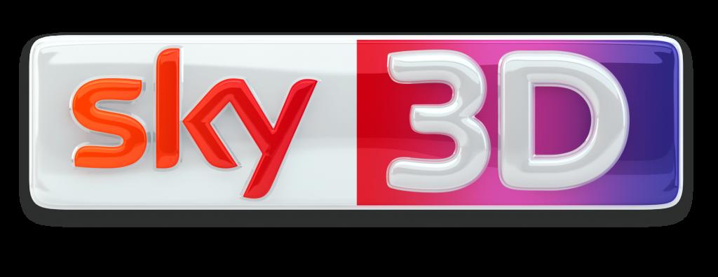 Sky 3D, logo officiel