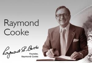 Raymond Cooke (1925 - 1995), fondateur de KEF.
