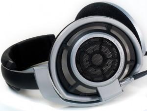 Un casque ouvert : le HD800
