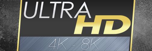 Ultra HD 4k 8k