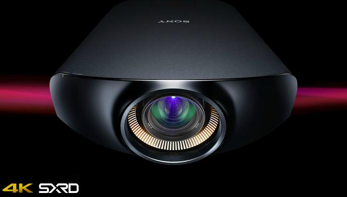 Vidéoprojecteur 4K Sony VPL-VW1000 !