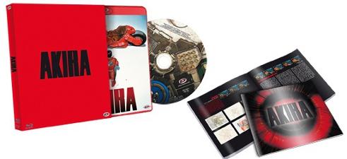 L'édition limitée du Blu-ray Akira : le seul film à proposer une bande-son surround en 24Bits/192kHz !