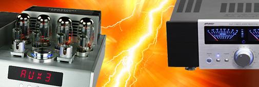 Advance MAX 450 et Yaqin MS88B MkII : 2 philosophies, 2 amplis Hi-Fi, 2 vidéos !