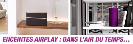 Libratone Zipp vs B&W A5 : duel Airplay au sommet !
