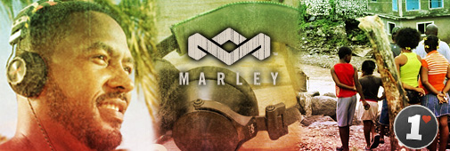 Casques House of Marley