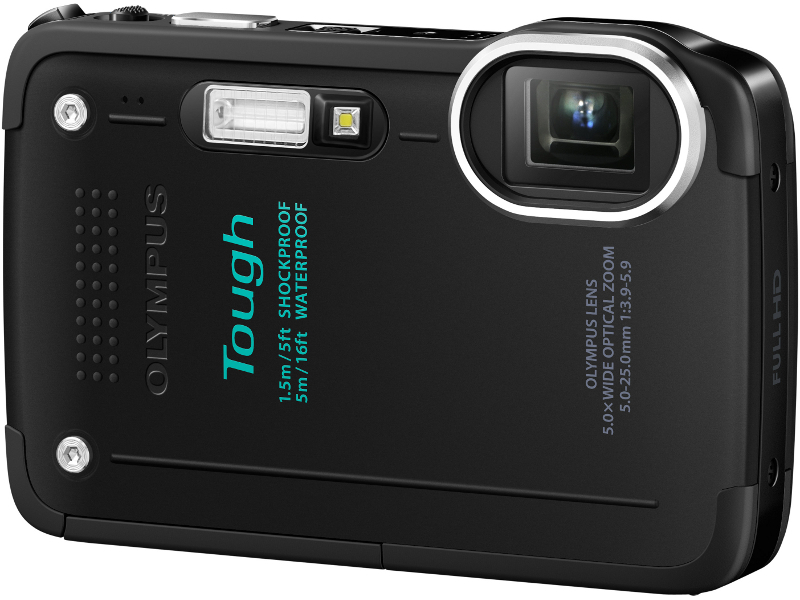 Olympus Tough TG-630 Noir