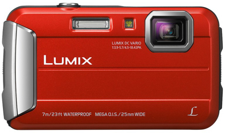 Panasonic DMC-FT25 Rouge