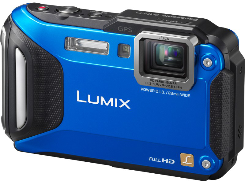 Panasonic DMC-FT5 Bleu