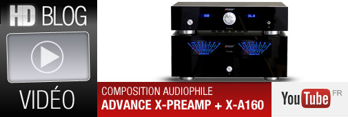Video Advance X-Preamp + X-A160