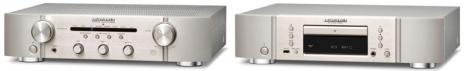 Marantz CD6005 et PM6005 version Silver