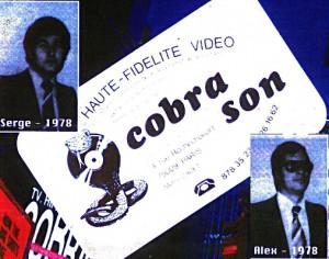 Cobrason : les origines...