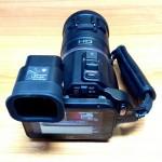 JVC GC-PX100 – Viseur