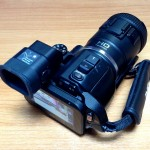 JVC GC-PX100 – Résolution Full HD