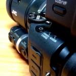 JVC GC-PX100 – USB 2.0 – Mini-HDMI – Mic-In