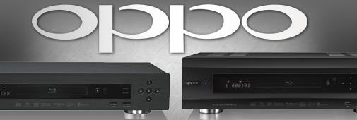 Oppo BD-P 105 & BD-P 103