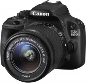 Canon EOS 100D + 18-55 mm STM