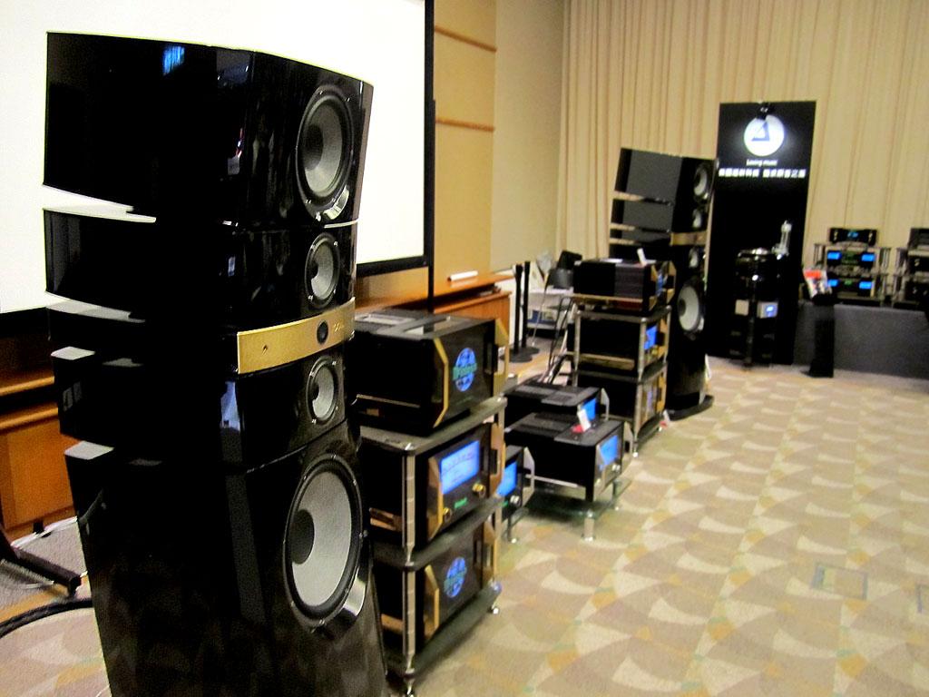 Le Av Show Hk 2013 La High Tech Aux Saveurs Hongkongaises