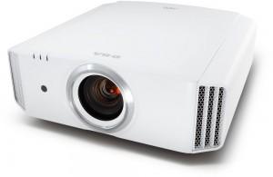 JVC DLA-X55-3D-W Blanc